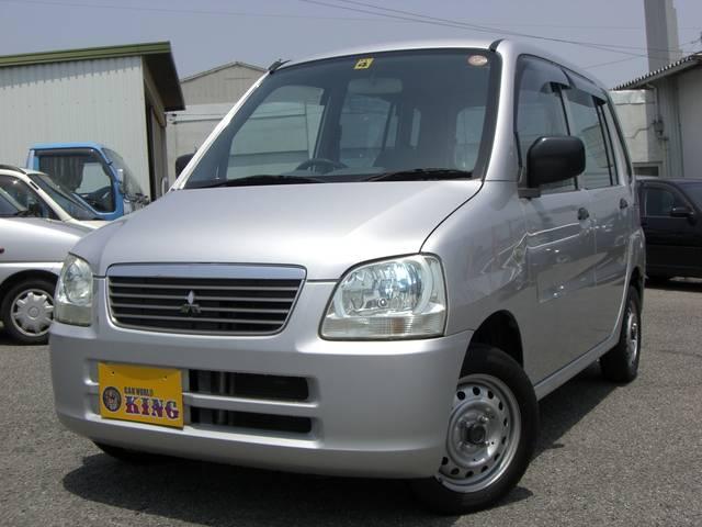三菱 U 4WD DVDナビ 禁煙車