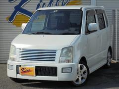 ワゴンRFT−Sリミテッド ターボ ABS チェーン車