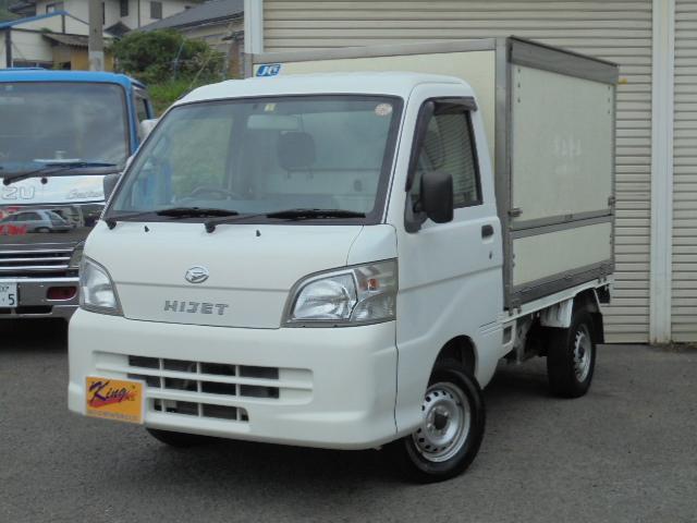 ダイハツ エアコン・パワステ スペシャル チェーン車 移動販売車