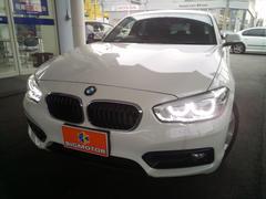 BMW118d スポーツ 純正ナビ純正ETC シートヒーター