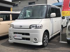 タント軽自動車 インパネAT エアコン AW 4名乗り CD MD