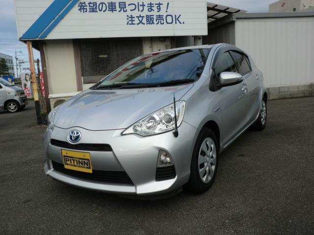 トヨタ S/SDナビTV/DVD再生/スマートキー/プッシュスタート