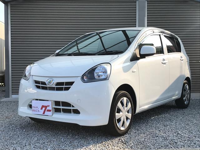 ダイハツ X エコアイドル インパネCVT エアコン CD 軽自動車