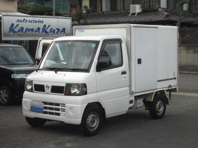 日産 保冷車 エアコン AT