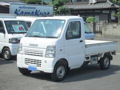 キャリイトラックKC 4WD Hi/Lo切替 5速 エアコン