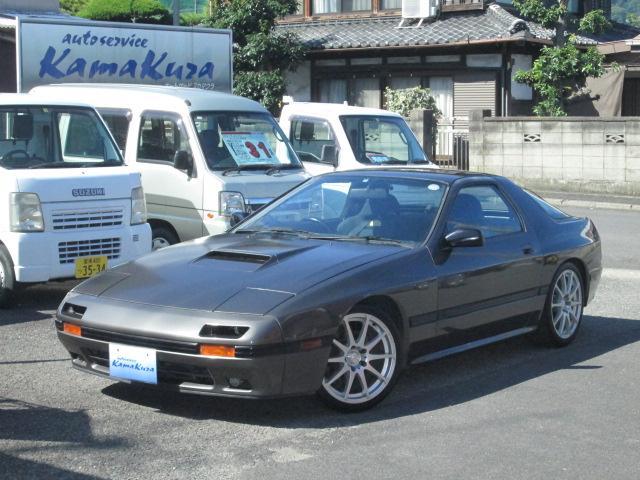 マツダ GT-R ロータリーターボ5速