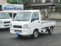 サンバートラックTC 4WD5速 AC PS