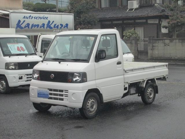 日産 SD 5速 エアコン