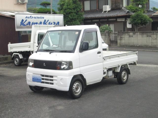 三菱 Vタイプ 4WD5速 AC PS