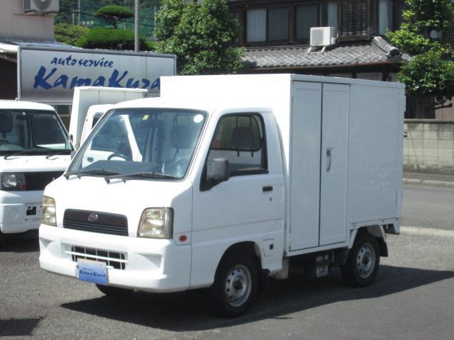 スバル 保冷車 AC PS