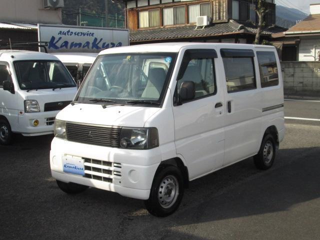 三菱 CD 4WD AT エアコン パワステ