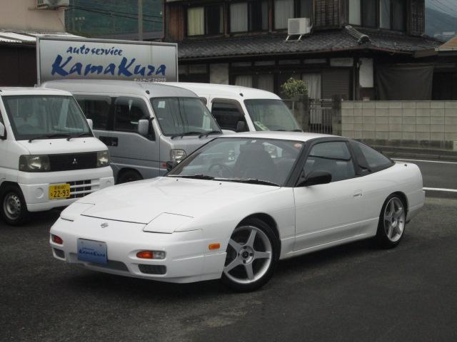 日産 タイプX スーパーハイキャスパッケージ ターボ5速 車高調