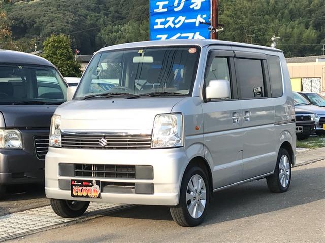 スズキ JP 4WD切替 14インチアルミ シートヒーター
