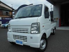 キャリイトラックKC 4WD Hi−Lo付 エアコン・パワステ