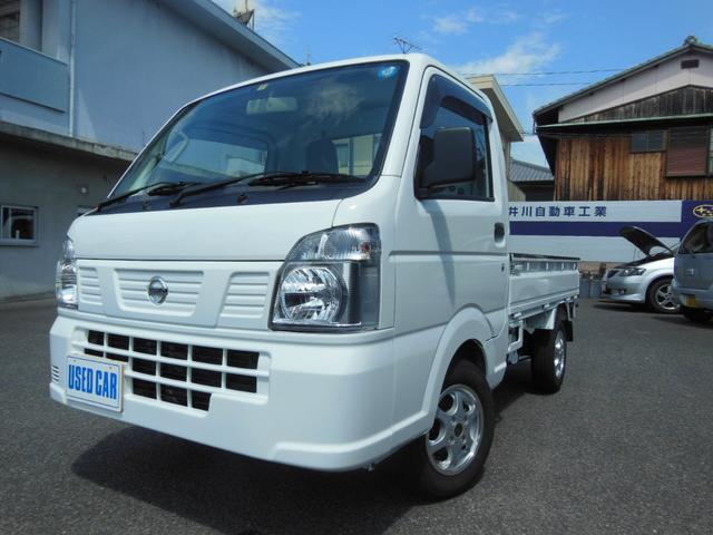 日産 DX 4WD AT ETC