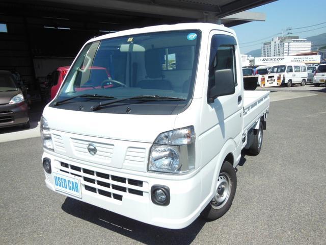日産 DX フォグランプ ABS 車検整備付