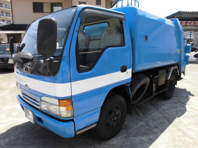 日産ディーゼル 日産ディーゼル 塵芥車 2トン 巻込み式 5.0立米