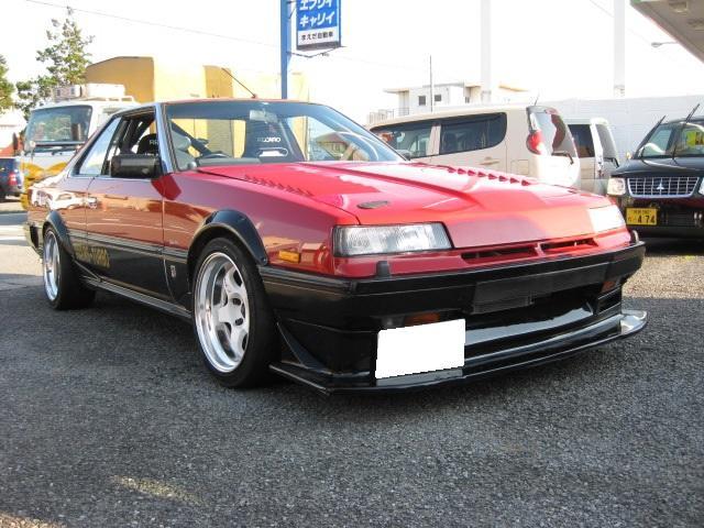 日産 2000 RS ターボ エアロ ローダウン 車検整備付