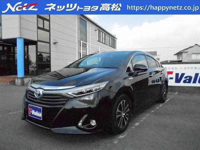 トヨタ S Cパッケージ メモリーナビ フルセグTV バックカメラ