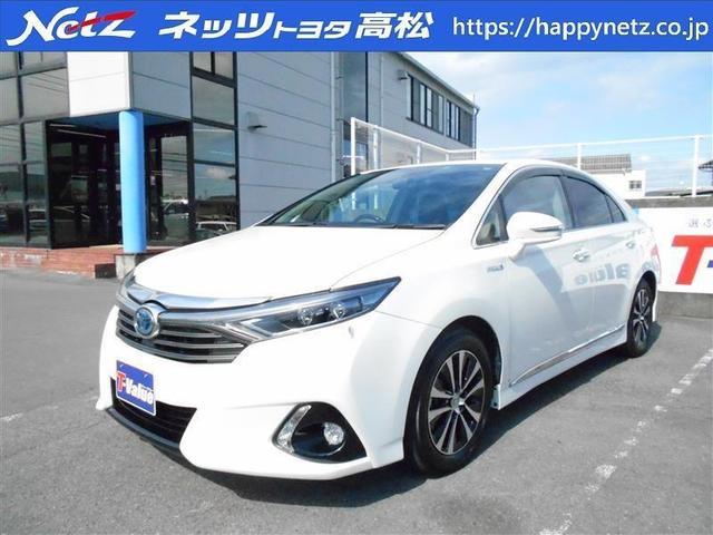 トヨタ G Aパッケージ レザーシート LEDヘッドライト ナビTV