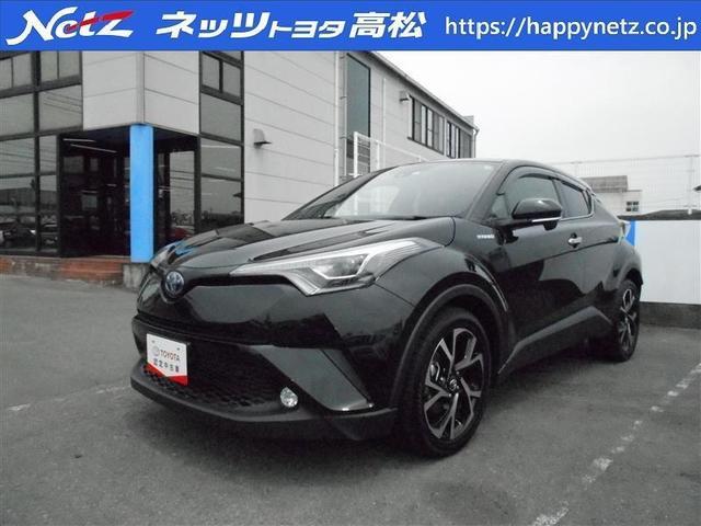 トヨタ HV G LEDエディション スマートキ- メモリーナビ