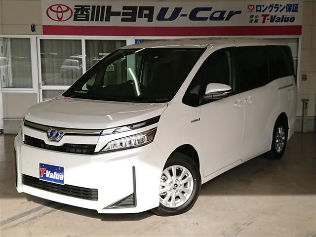 トヨタ ハイブリッドX メモリーナビ ワンセグTV バックカメラ
