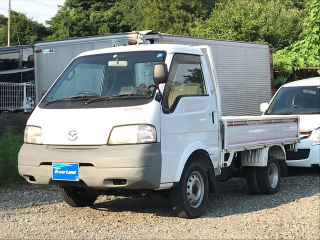 マツダ DX 4WD AT 1tワイドロー リアWタイヤ ガソリン