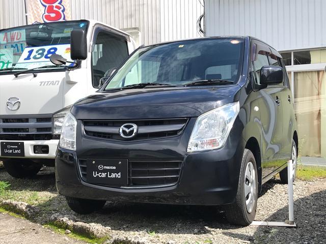 「マツダ」「AZ-ワゴン」「コンパクトカー」「高知県」の中古車