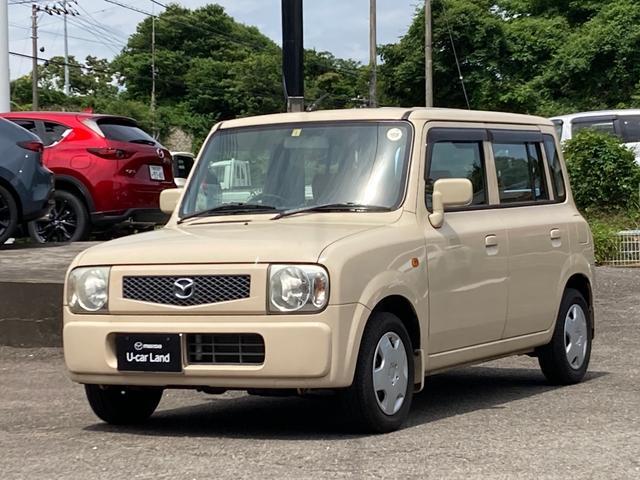 マツダ スピアーノ G 走行距離1.5万km ベンチシート CD キーレスエントリー ABS