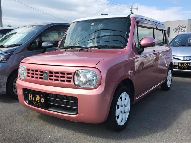 スズキ X 軽自動車 インパネCVT 保証付 エアコン AW14