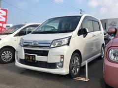 ムーヴカスタム X SA TV ナビ 軽自動車 ETC LED