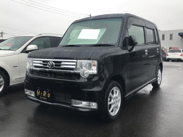 トヨタ カスタム X TV ナビ 軽自動車 ETC CVT 保証付