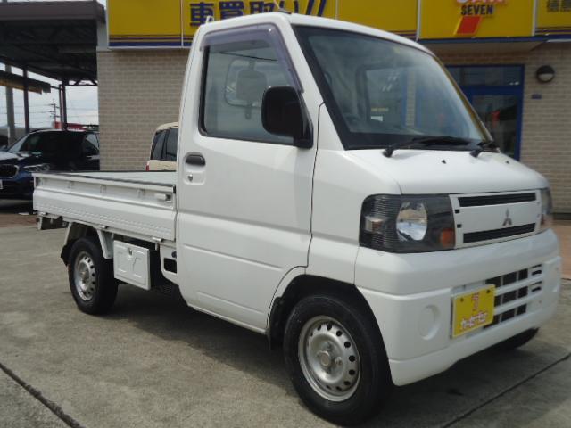 三菱 ミニキャブトラック VX-SE  4WD 5MT エアコン パワステ
