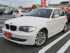 BMW116i 純正CDデッキ HIDヘッドライト オートエアコン