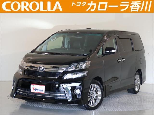 トヨタ 2.4Z ゴールデンアイズII スマートキ- HDDナビ