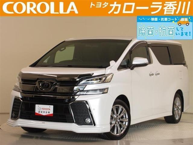 トヨタ Z Aエディション ゴールデンアイズ クルーズコントロール