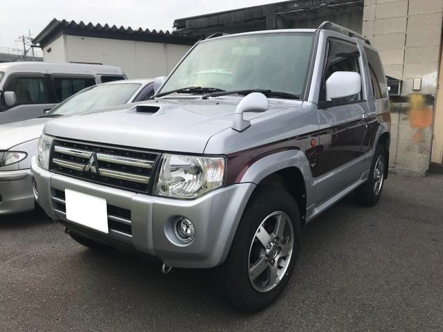 三菱 エクシード 4WD ナビ ETC フロアオートマ