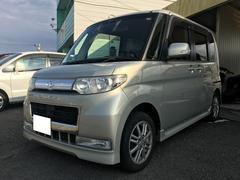 タントカスタムVセレクション 軽自動車 インパネAT エアコン