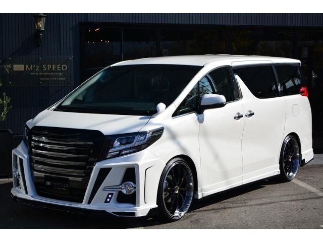 トヨタ 2.5S ZEUSカスタムコンプリート車高調 22インチAW