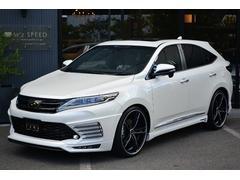 ハリアープレミアム ZEUS新車カスタムコンプリート 車高調22AW
