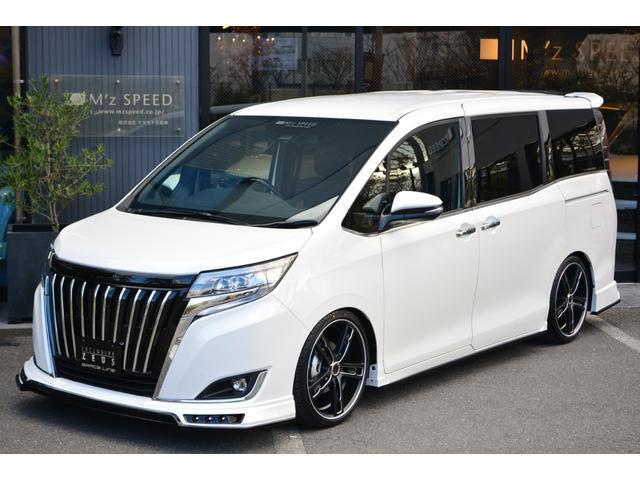 トヨタ エスクァイア Gi ZEUS新車カスタムコンプリートカー