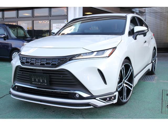 「トヨタ」「ハリアー」「SUV・クロカン」「高知県」の中古車