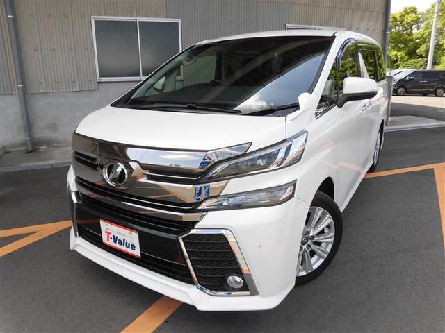 トヨタ 2.5Z ETC フルセグTV メモリーナビ