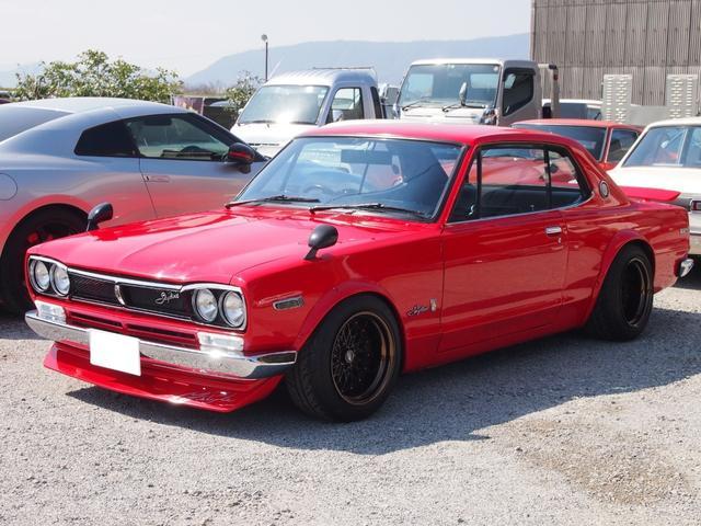 日産 GT