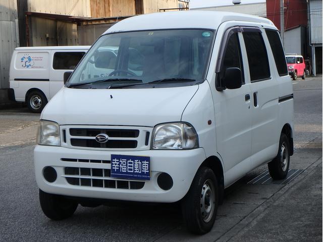 ダイハツ DX 5速MT 2WD