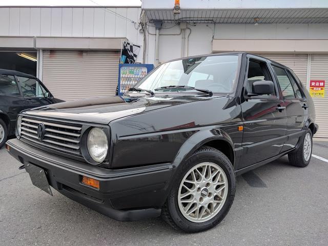 フォルクスワーゲン 90ブラック 限定車 サンルーフ 左ハンドル タイヤ4本新品