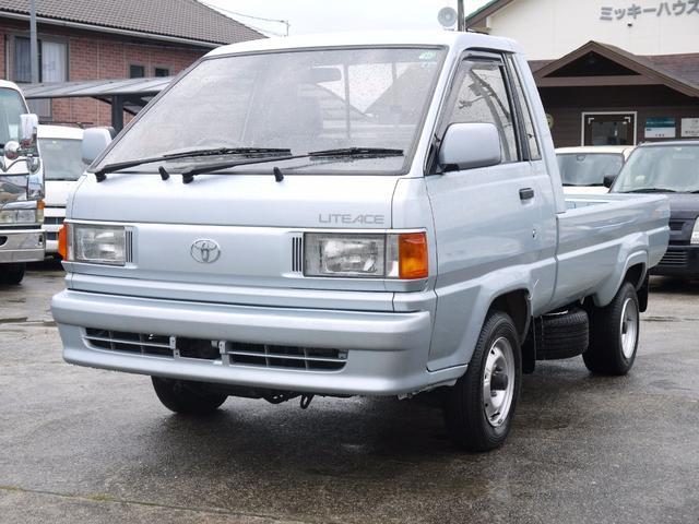 トヨタ スーパーX AT エアコン パワステ