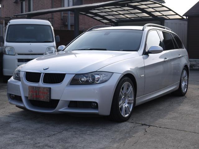 BMW 320iツーリング Mスポーツパッケージ ナビ TV ETC