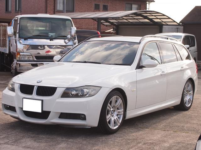 BMW 320iツーリング Mスポーツパッケージ サンルーフ ナビ