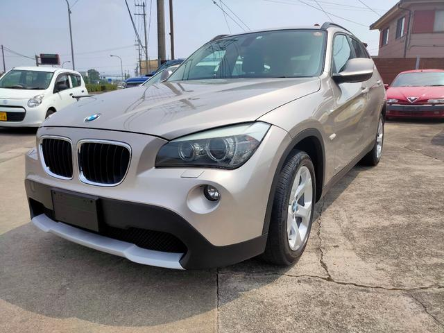 BMW sDrive 18i サンルーフ HID HDDナビ ETC ディーラー車ワンオーナー